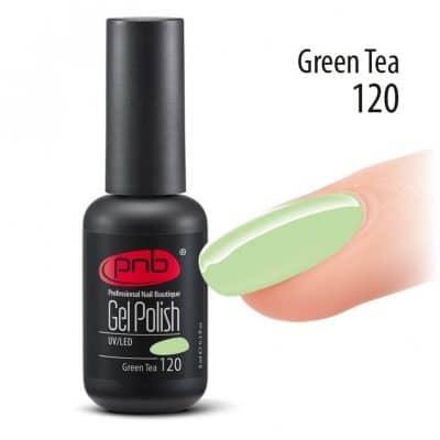 Gel polish-ημιμονιμο βερνικι Green Tea 8 ml