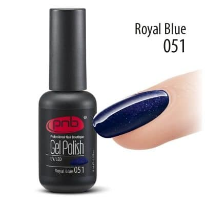 Gel polish-ημιμονιμο βερνικι Royal Blue 8 ml