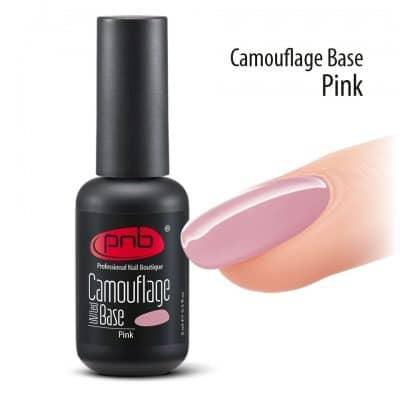 camuflage base PNB pink,8 ml