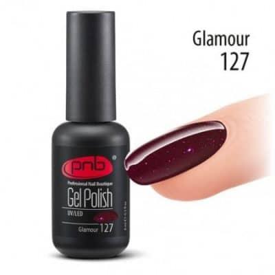 Ημιμόνιμο βερνίκι Glamour 8 ml