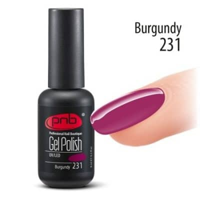 Gel Polish Burgundy 8 ml