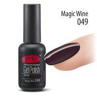 Gel polish-ημιμονιμο βερνικι Magic Wine 8 ml