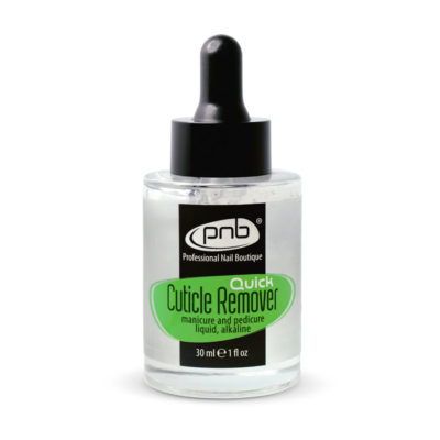 Quick Cuticle Remover PNB alkaline 30 ml