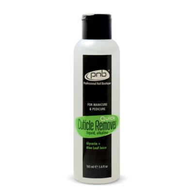 Quick Cuticle Remover PNB alkaline 165 ml