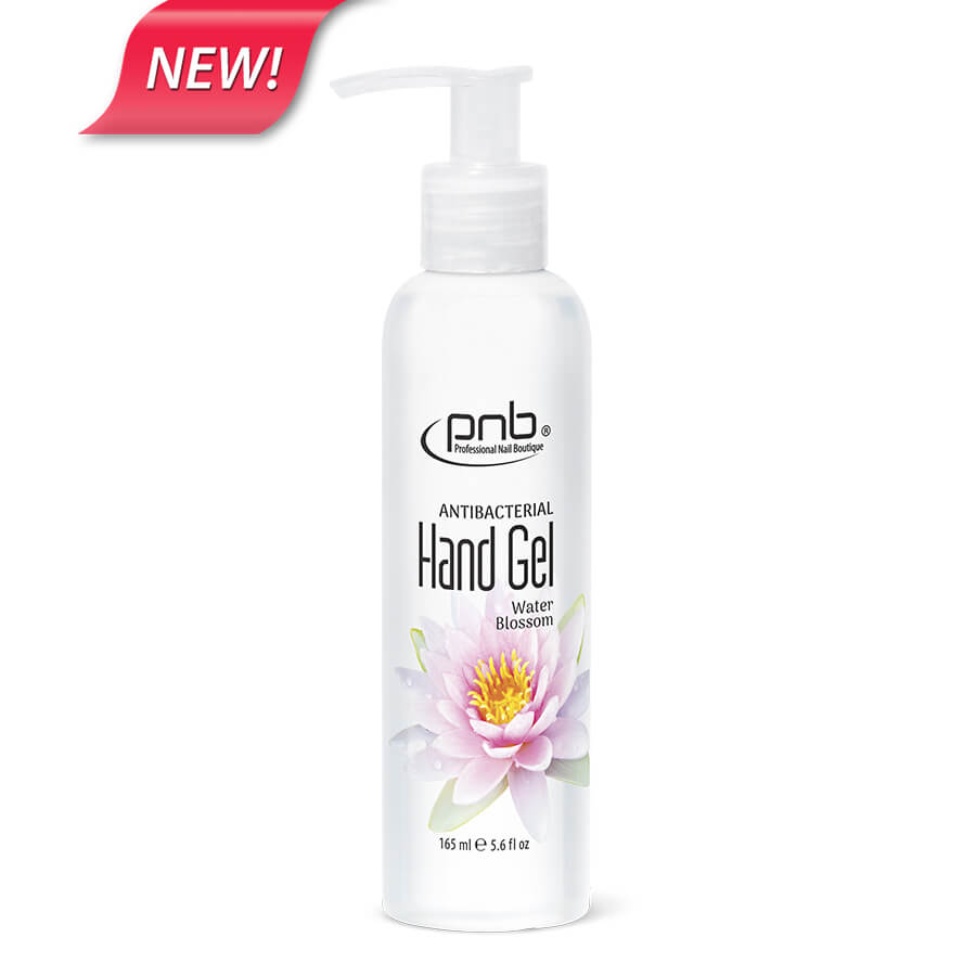 Antibacterial Hand Gel PNB Water blossom 550 ml