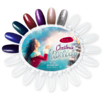 Παλέτα χρωμάτων PNB Christmas Melody (237-243)
