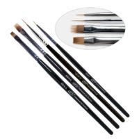 Πινέλα Set of brushes PNB №2 Master Oro