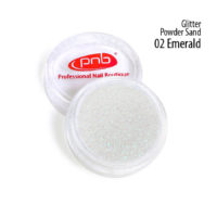 Glitter Powder Sand 02 Emerald