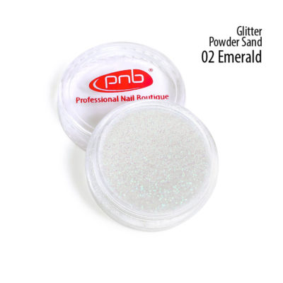 Glitter Powder Sand 02 Emerald