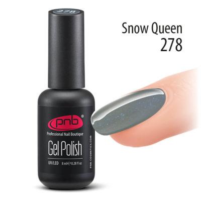 Gel polish Snow queen 8 ml