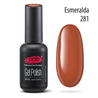 Βερνίκι νυχιών Esmeralda 8 ml