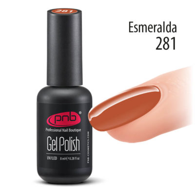 Gel polish Esmeralda 8 ml