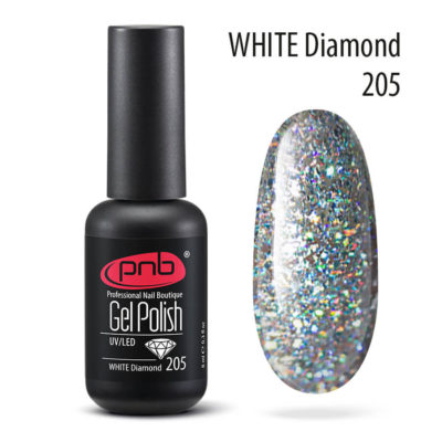 Βερνίκι νυχιών White Diamond 8 ml