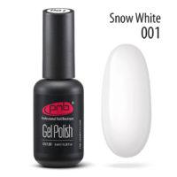 Βερνίκι νυχιών PNB Snow white