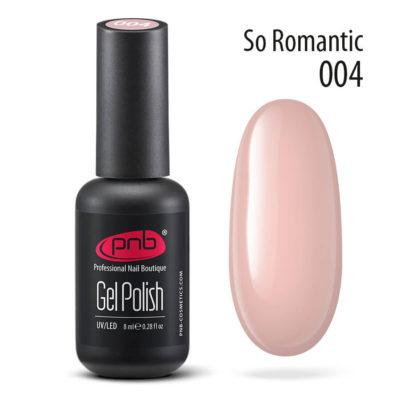 Βερνίκι νυχιών PNB So Romantic 8 ml