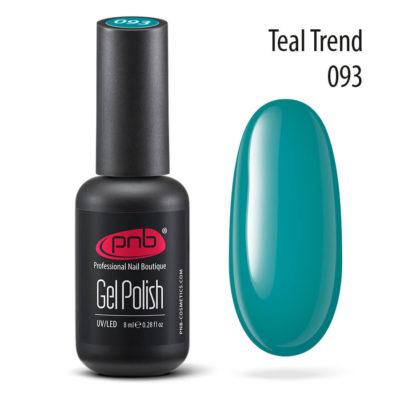 Βερνίκι νυχιών Teal Trend 8 ml