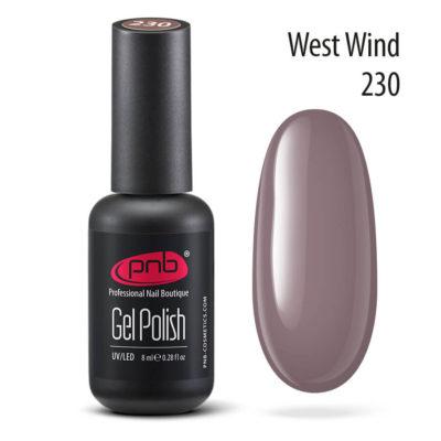 Βερνίκι νυχιών West Wind 8 ml