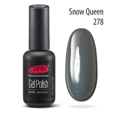 Βερνίκι νυχιών PNB Snow Queen 8 ml