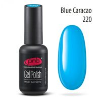 Ημιμόνιμο βερνικι Blue Caracao 8 ml