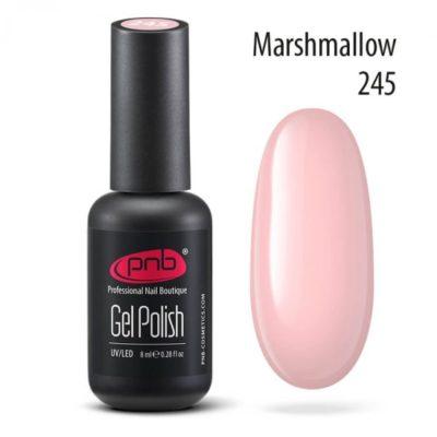 Ημιμόνιμο βερνικι Marshmallow 8 ml