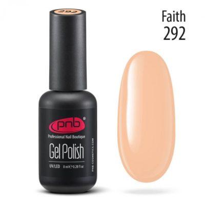Ημιμόνιμο βερνίκι Faith 8ml