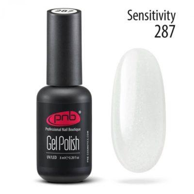 Ημιμόνιμο βερνικι Sensitivity 8 ml