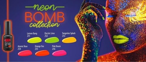 neon bomb colection
